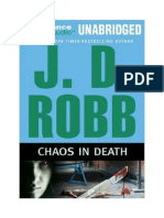Robb J.D.  - Chaos-In-Death