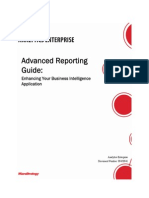 microstrategy Advanced Reporting