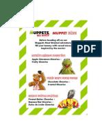 Muppet MIxes