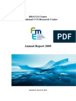 BIGCCS Annual Report 2009 Final
