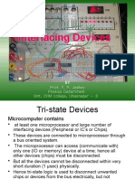 Interfacing Devices