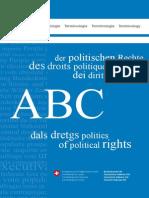 ABC dei Diritti Politici