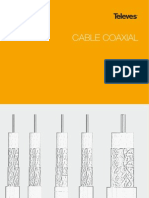 10.Cable Coaxial