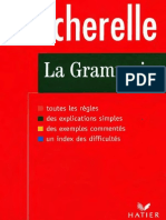 Bescherelle_La Grammaire Pour Tous