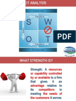 Swot Analysis - Vinamilk Strength-weakness-opportunities