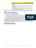 Baze de Date Oracle