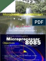 8085 Microprocessor Fundamentals
