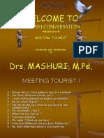 MEETING TOURIST.ppt