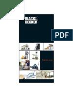 B&D, 2013-2014, Home Appliances Catalog