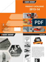 B&D, 2013-2014, Power Tools CatalogB&D, 2013-2014, Power Tools Catalog