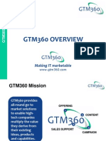 GTM360 Overview  Presentation