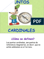 Power Puntos Cardinales