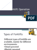 Forklift drivercard and certificate template forklift fork lift pronofoot35fo Images