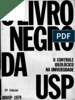Livro Negro Da Usp