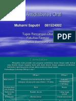 OBAT ANTIDIABETES