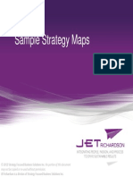 Sample Strategy Maps (Dec 2010)