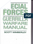 97334709 Special Forces Guerrilla Warfare Manual Scott Wimberley