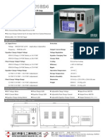 CH1812 / CH1824 Portable Automatic Battery Charger 20 AmpCh1812ch1824 Brochure En