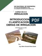 Separata 01 Introduccion y Clasificacion de Clase v1