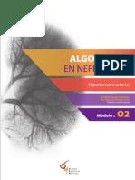 Algoritmos nefrología HTA