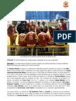 El Almería Basket se clasifica para los playoffs de ascenso a liga EBA  - Almería Basket 90 - 69 Grupo Indalview Baloncesto Murgi