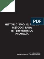 William Shea - Historicismo El Mejor Metodo...(1)