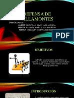 Defensa de Villamontes