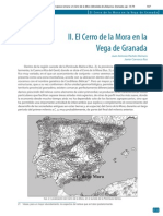 El Cerro de La Mora Monorafias Arqueologia