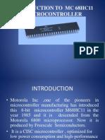 mc 68hc11