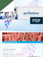Brief Intro on Printec