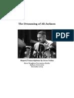 Ali Jackson Report