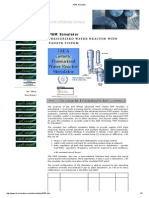 PWR Simulator