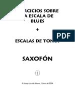 MÉTODO BLUES SAXOFÓN_P 1-4