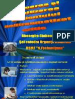 Eval Pacient politraumatizm