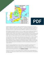 El idioma español se originó en la región suroeste de Europa conocida como la Península Ibérica.docx
