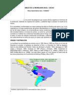 Manejo de La Moniliasis en El Cacao Ecosistemas