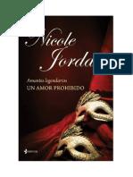 02 - Un Amor Prohibido  Nicole Jordan