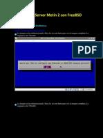Creación de Server Metin 2 con FreeBSD.docx