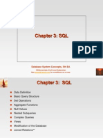 Database system concepts 5th edition.