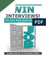 Win Interviews