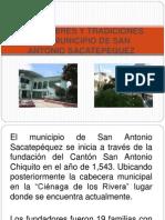 Costumbres y Tradiciones Del Municipio de San Antonio