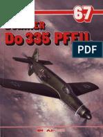 (Monografie Lotnicze No.67) Dornier Do 335 Pfeil