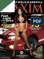 Maxim USA - December 2012