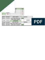 DISTRIBUIÇÃO DE NOTAS PCR2014