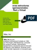 Nuevas estructuras organizacionales