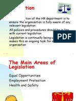HRM-legislation