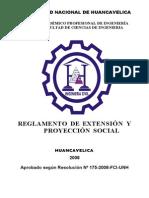 Reglamento de Eps Civil 2008 (Proyecto).