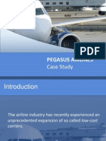Case Study- Pegasus Air