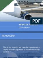 Case Study- Pegasus Air