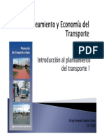 SEMANA 1. Introduccion Al Planeamiento Del Transporte (1)